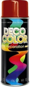 Spray Deco Color 400ml RAL3000 czerwony ognisty