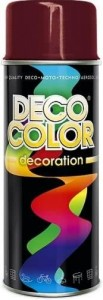 Spray Deco Color 400ml RAL3004 purpurowy