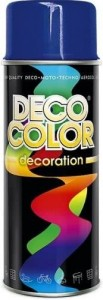 Spray Deco Color 400ml RAL5002 granatowy