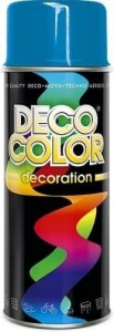 Spray Deco Color 400ml RAL5015 niebieski