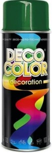 Spray Deco Color 400ml RAL6005 zielony ciemny