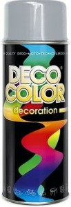 Spray Deco Color 400ml RAL7001 szary