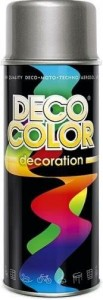 Spray Deco Color 400ml RAL9006 srebrny aluminium