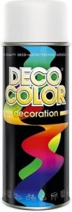 Spray Deco Color 400ml RAL9010 biały matowy