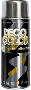 Spray Deco Color Chrome efect srebrny 400ml