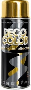 Spray Deco Color Chrome efect złoty 400ml