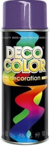 Spray Deco Color 400ml RAL4005 fioletowy
