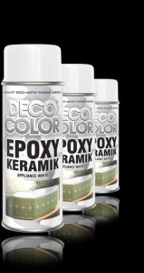 Spray Deco Color Epoxy keramik 400ml