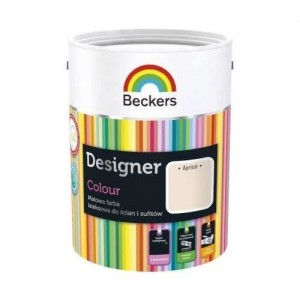 Beckers Designer Colour 2,5L Apricot