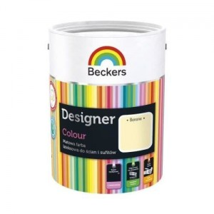 Beckers Designer Colour 2,5L Banana