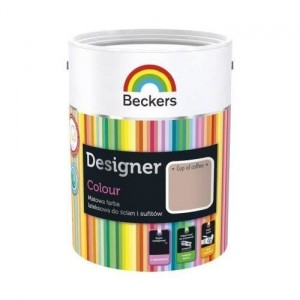 Beckers Designer Colour 2,5L Cup Coffee