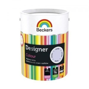 Beckers Designer Colour 5L Lavender