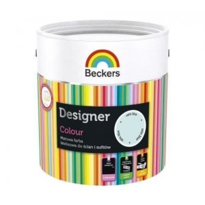 Beckers Designer Colour 2,5L Satin Blue