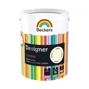 Beckers Designer Colour 5L Sunflower