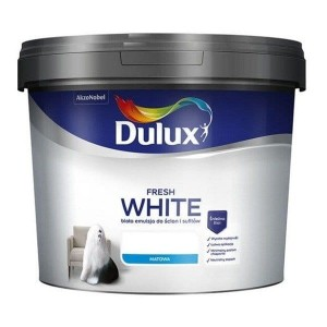 Dulux Absolute White 9L