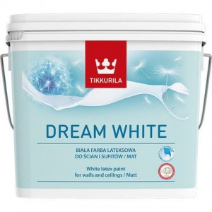 Tikkurila Dream White 10L